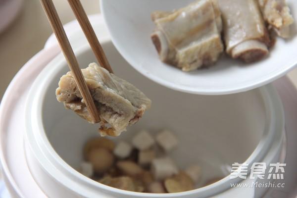 八珍排骨汤怎么吃