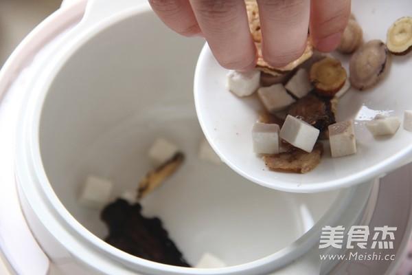八珍排骨汤的简单做法