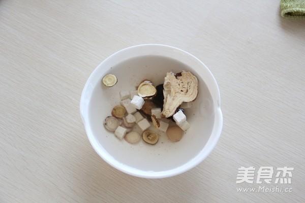 八珍排骨汤的做法图解