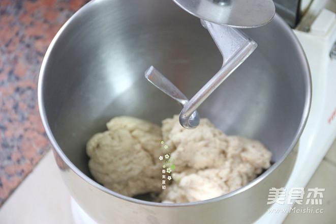 低脂低糖全麦面包的简单做法