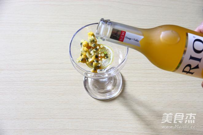 RIO百香果柠檬香橙伏特加鸡尾酒怎么吃