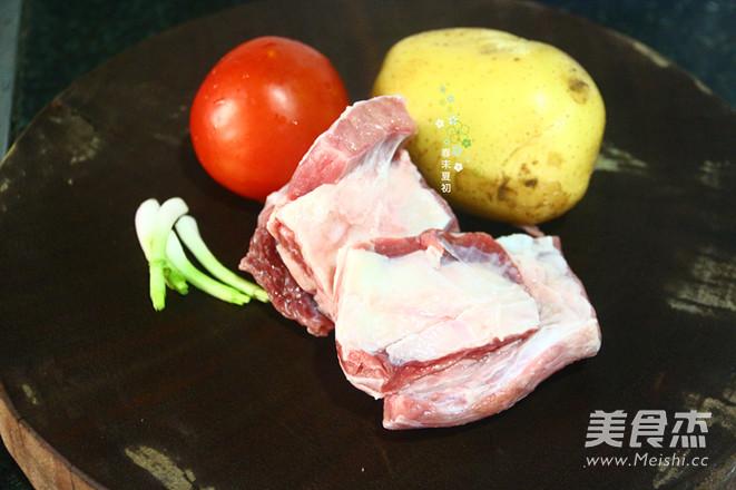 土豆西红柿炖牛腩的做法大全