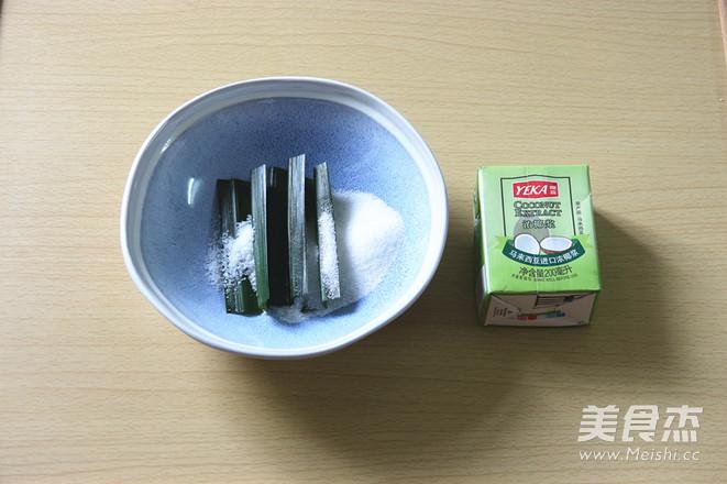 电饭锅版芒果糯米饭怎么炒