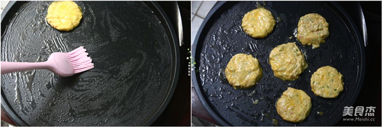 豆腐饼(电饼铛版)怎么煮