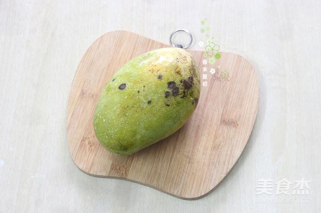 冰火牛奶芒果绿豆沙的做法大全