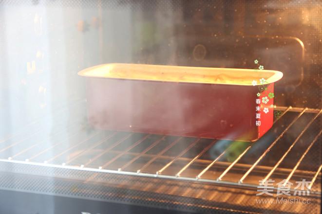 青柠杏仁干果磅蛋糕怎样做