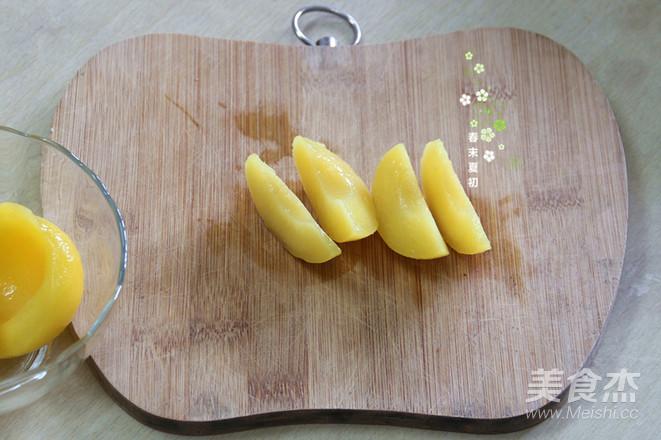 香兰风味黄桃班戟的做法大全