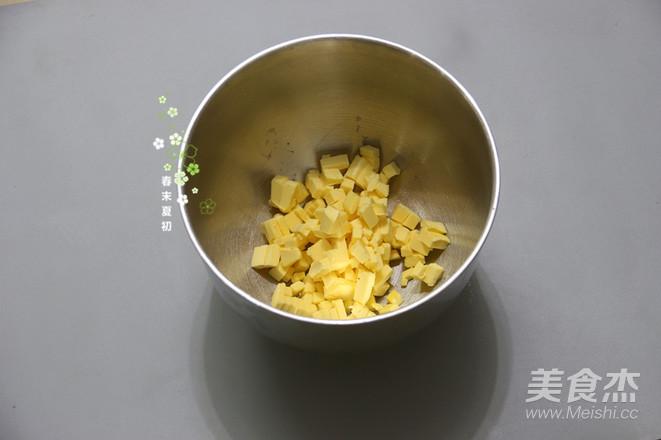 牛油果小方块磅蛋糕的简单做法
