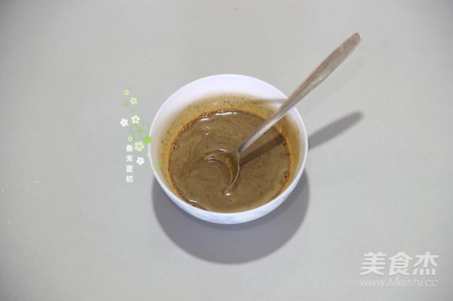 6寸方形酸奶咖啡慕斯的简单做法