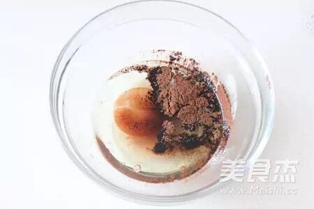 可可奶冻蛋糕卷怎样做