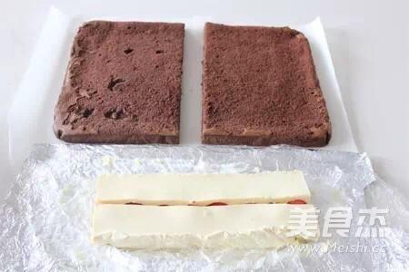 可可奶冻蛋糕卷的做法大全