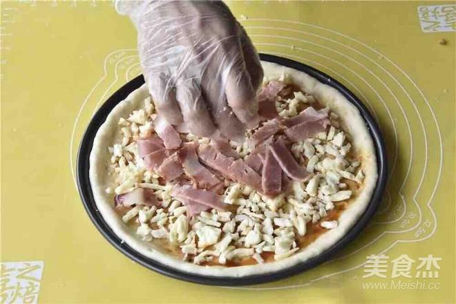 至尊披萨怎么煮