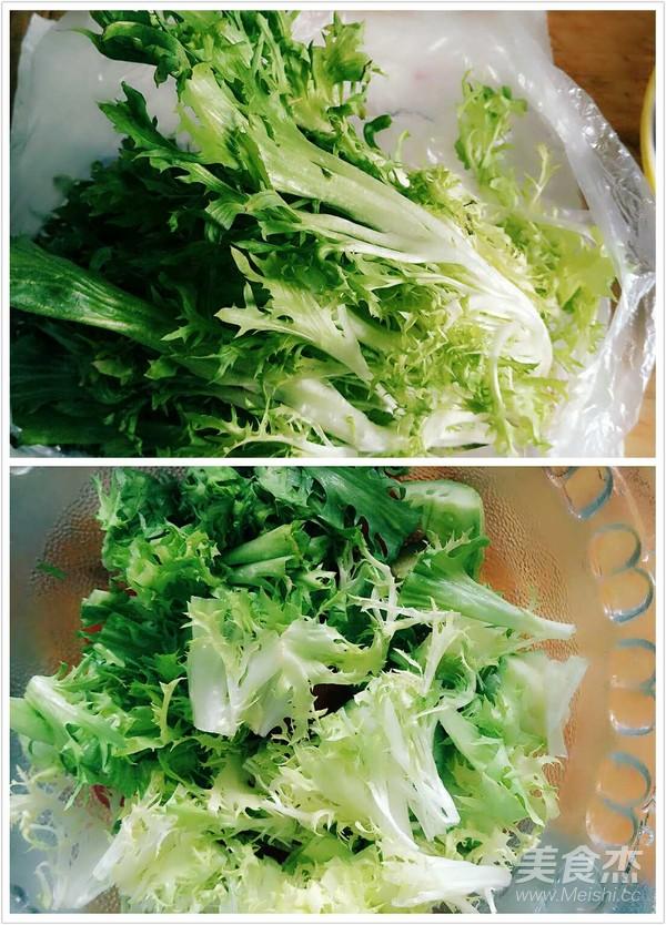 鸡蛋蔬菜沙拉的步骤