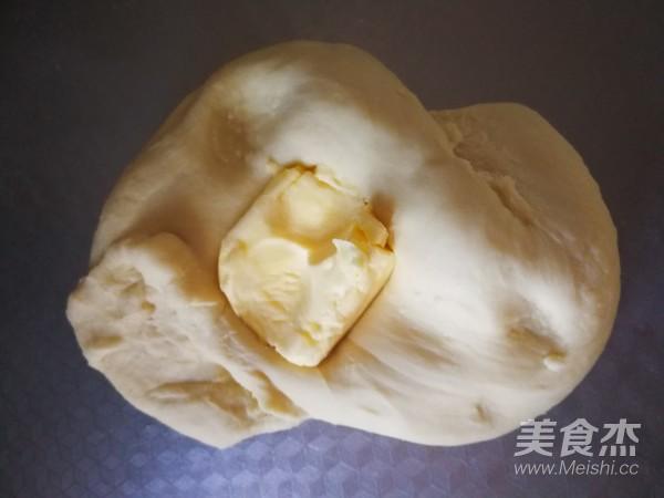 香葱芝士香肠面包的简单做法