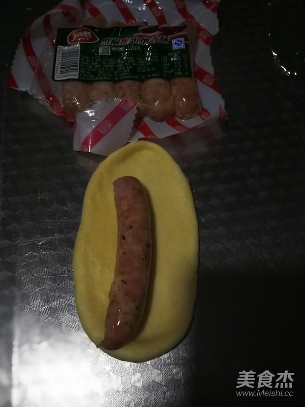 香葱芝士香肠面包怎样做