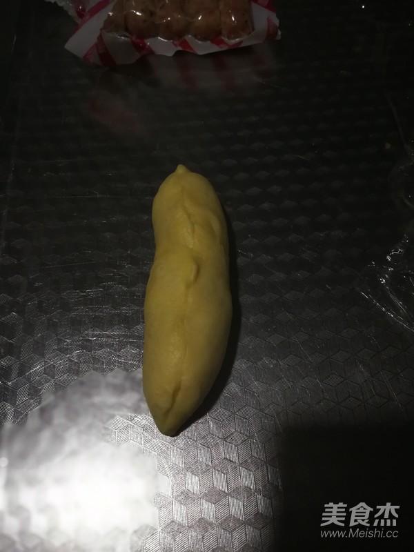 香葱芝士香肠面包怎样炒