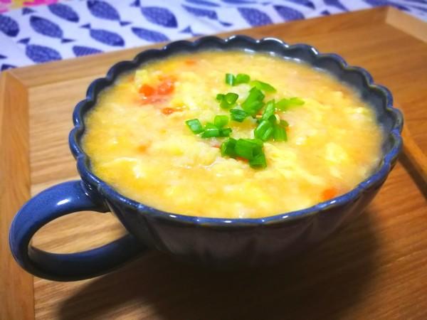 西红柿鸡蛋疙瘩汤的做法大全