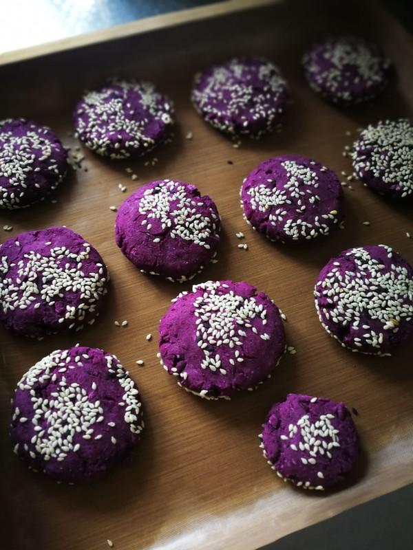 紫薯糯米饼怎样炖