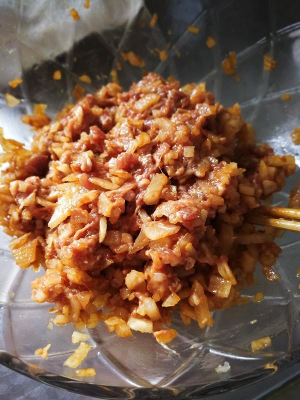 白萝卜猪肉馅饺子怎么吃