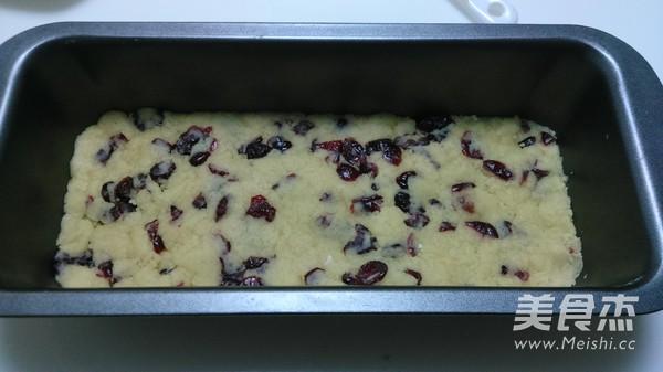 蔓越莓酥饼怎么做