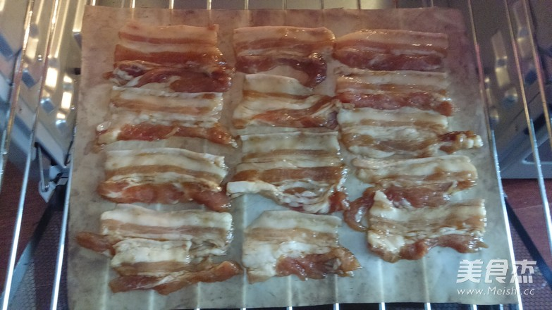 香烤五花肉的简单做法