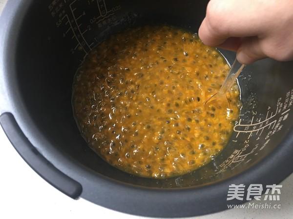 【百香果果酱】封存一罐甜蜜的步骤