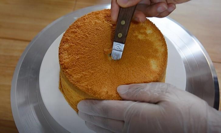 爆浆卡仕达蛋糕的做法大全