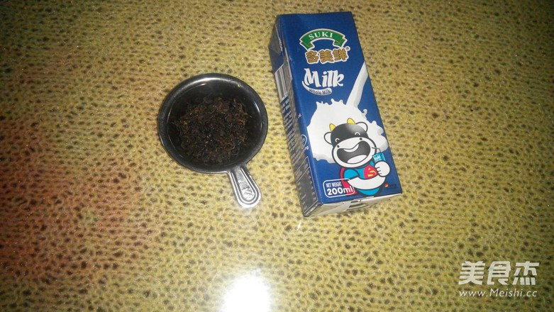 红茶奶茶的做法大全