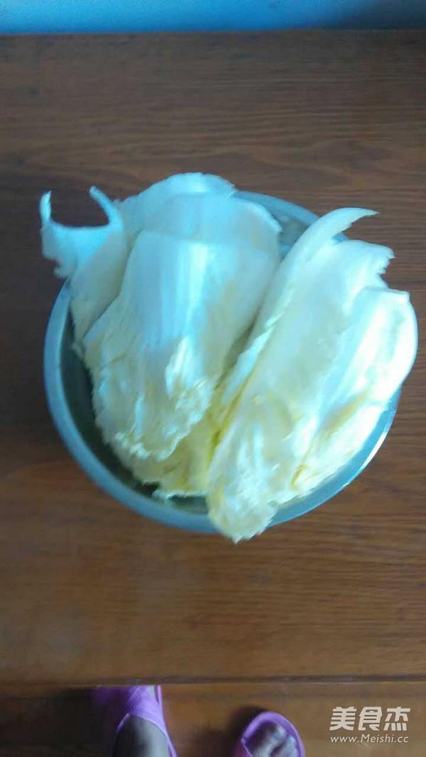 大白菜炒肉片的做法大全