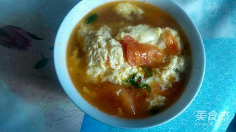 西红柿鸡蛋汤怎么做