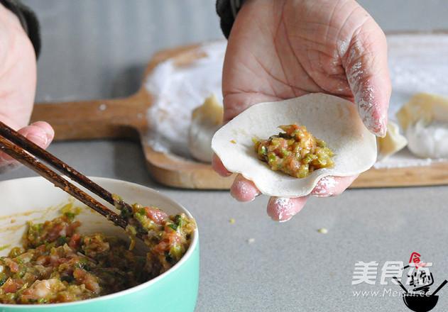 酸汤水饺怎么做