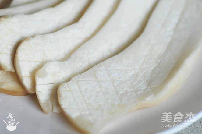 香煎杏鲍菇的简单做法