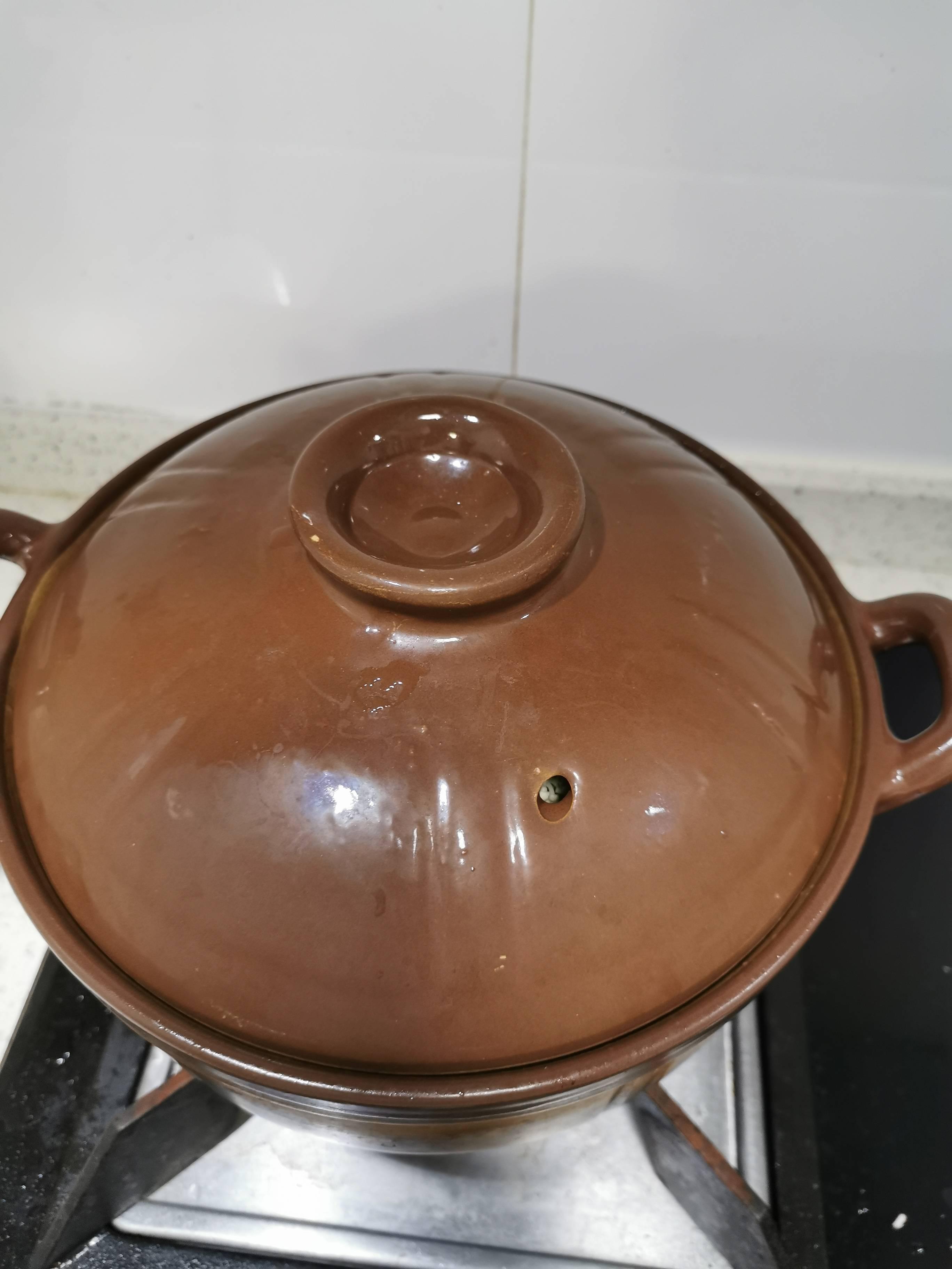 砂锅生焗菜花怎么煮
