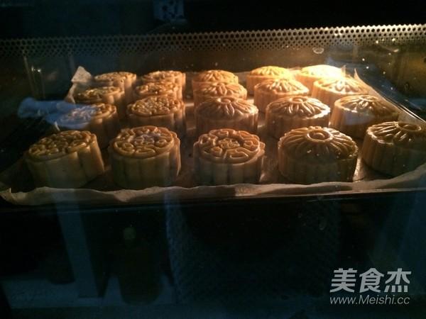 中秋佳节倍思亲-传统广式五仁月饼的做法大全