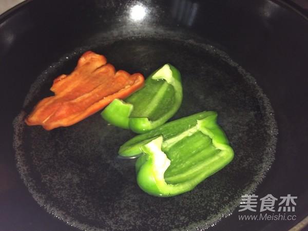 解放双手的快手早餐之菠萝批萨怎么做