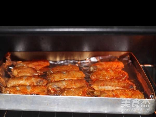 奥尔良烤鸡翅怎么炒