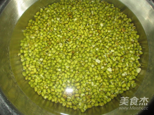 绿豆百合汤的做法图解
