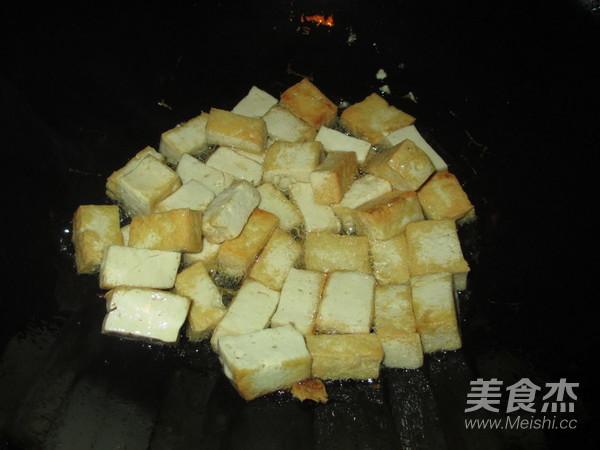 洋葱豆腐咖喱蟹怎么做