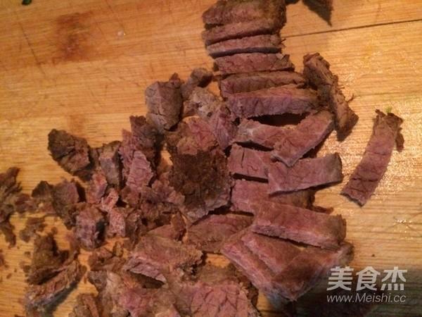 牛肉胡萝卜泡饭的做法图解