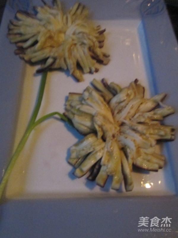 菊花茄子怎么做