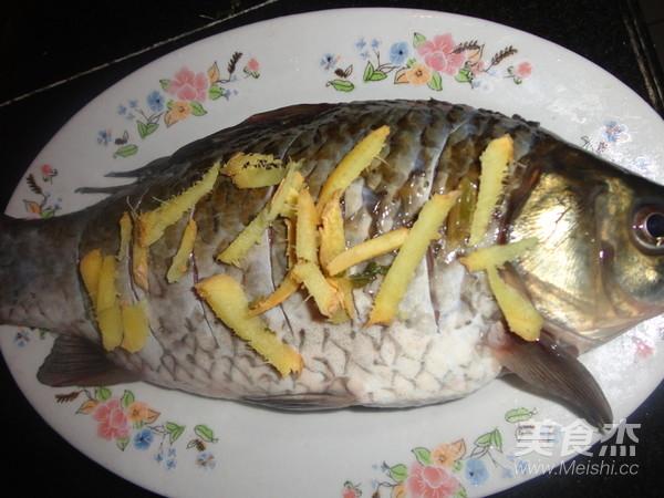 雪菜蒸鲫鱼怎么煮