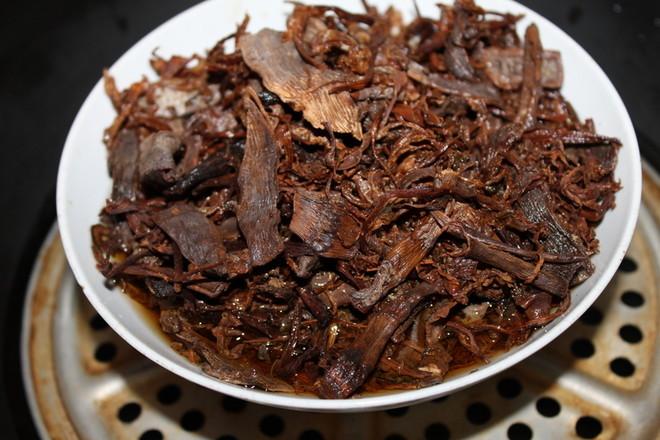 梅菜扣肉的简单做法