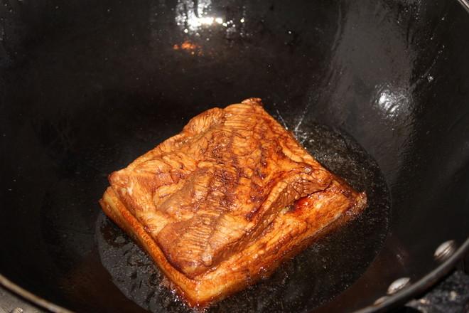 梅菜扣肉怎么炒
