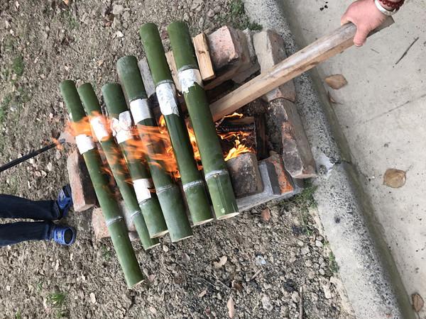竹筒饭怎样做