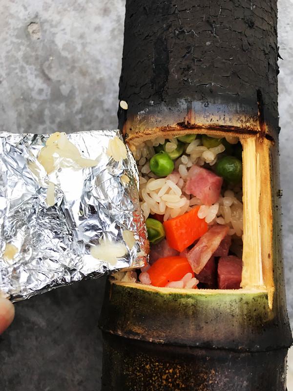 竹筒饭怎样煮