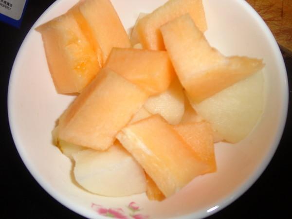 减肥的甜口兰香子水果羹的家常做法