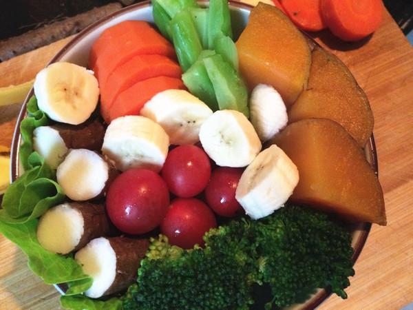 蔬菜杂粮拼盘怎么炖