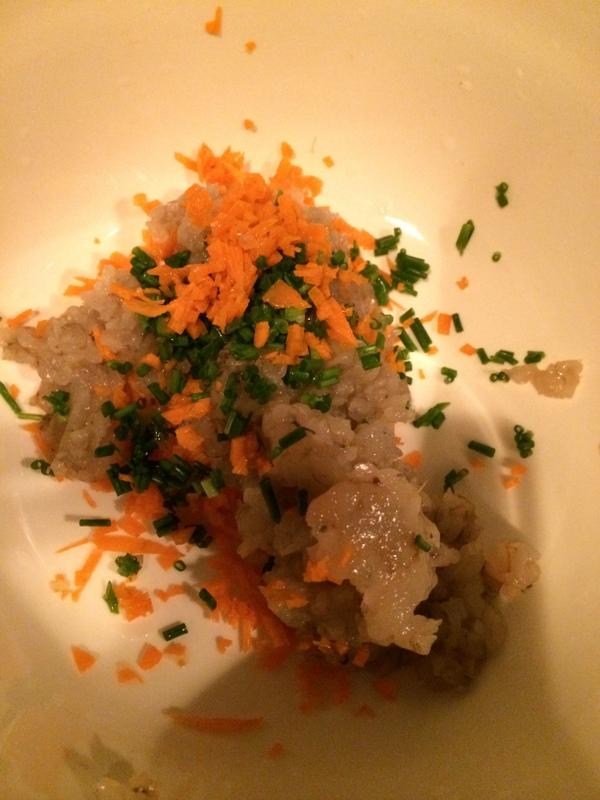 鲜虾胡萝卜饼的简单做法