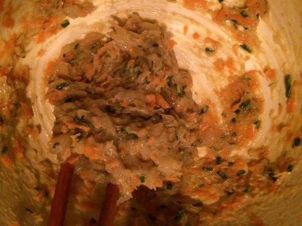 鲜虾胡萝卜饼怎么做