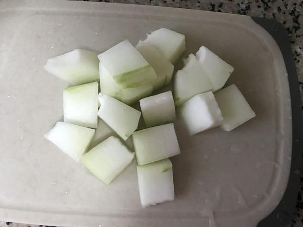 笋尖冬瓜排骨汤的做法大全
